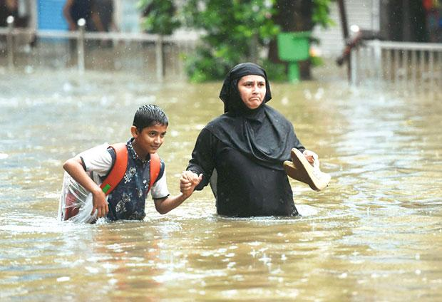 Mumbai rains: Maximum City, maximum floods