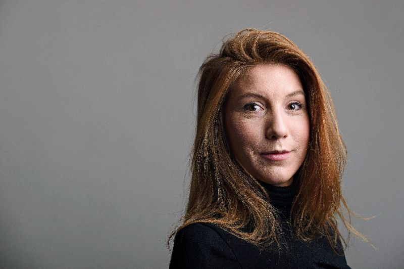 The headless torso of Swedish journalist Kim Wall was found floating in waters off Copenhagen on August 21, 11 days after she went missing