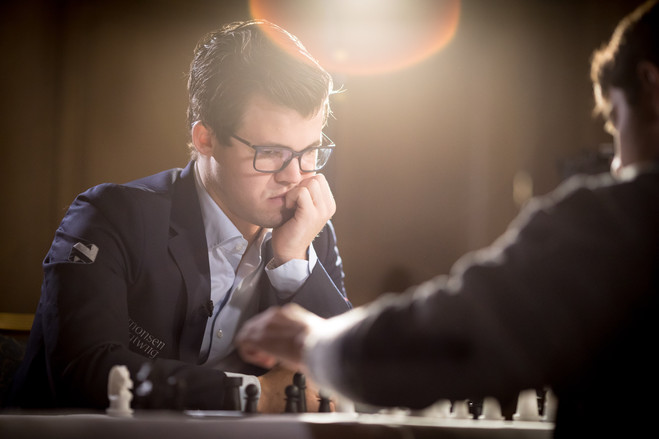 A Chess Novice Challenged Magnus Carlsen. He Had One Month to Train