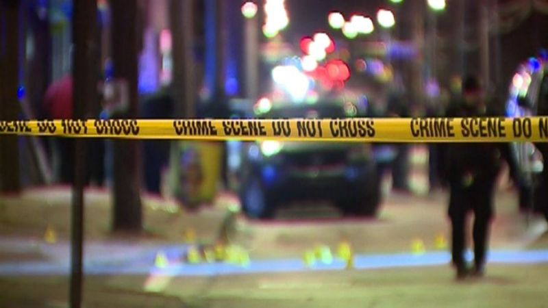 12-year-old boy shot to death in Cleveland, 5 teens wounded