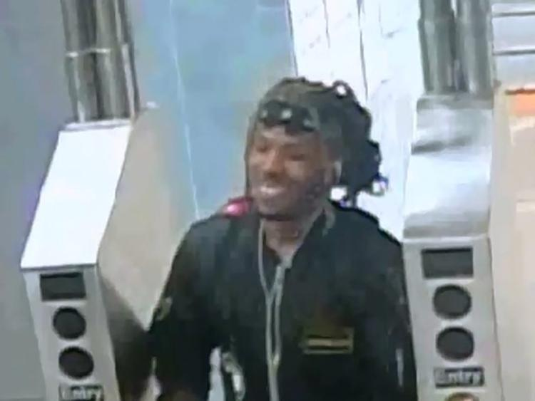 Police hoping to wipe that smile off his face released the video and asked the public's help identifying and finding the crook.