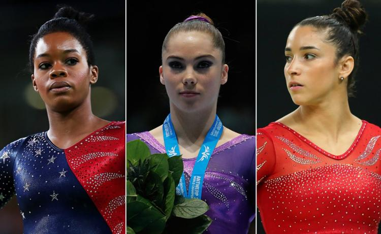 Olympians Gabby Douglas, McKayla Maroney and Aly Raisman have all come forward with allegations against Nassar.