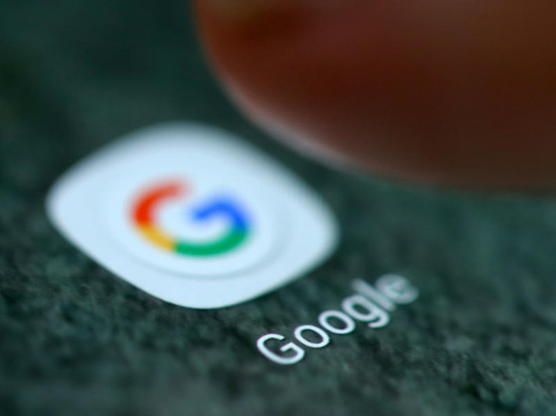 Google is planning to stop supporting third-party cookies in its Chrome brower. (Reuters photo)