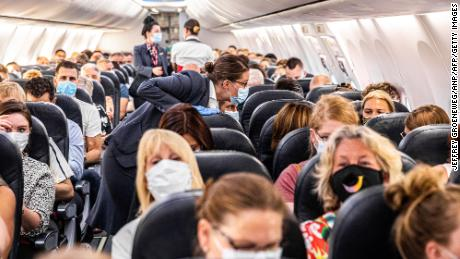 Middle seats and packed planes are coming back as airlines prepare to ease restrictions